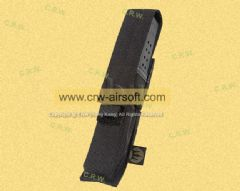 Pro-Arms Single Mag Pouch for KRISS / MP7 Magazine (Black)
